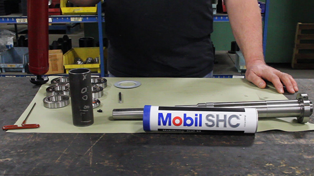 Spindle Assembly Video